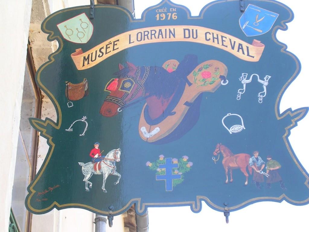 Le musée Lorrain du cheval