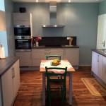 La cuisine équipée du gîte à Horville-en-Ornois entre Meuse, Haute-Marne et Vosges