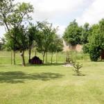 Jardin arboré du gîte La Forge en Lorraine