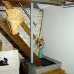 Idées de décoration - Le sous-sol du gîte La Forge