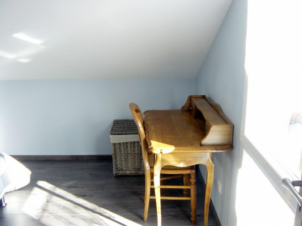 Petit bureau rustique - Gîte La Forge - Meuse - Lorraine